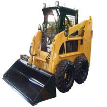 hengwang 700kg rubber tracked crawler skid steer loader skid steer loader attachments