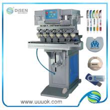Semi-auto pad printer