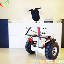 Electric Golf Car with 2 Wheel Self Balance