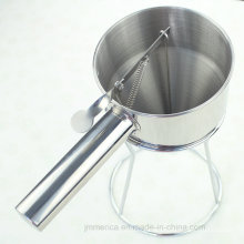 Stainless Steel Funnel with Special Design