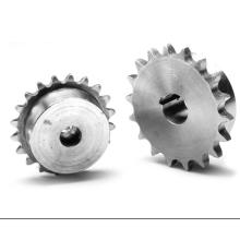 Sprcoket de cadena de acero de China y Sprcoket de cadena de rodillos