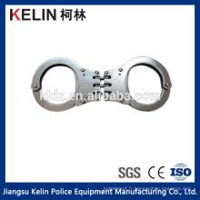 HC-03S Menottes en acier inoxydable pour la police