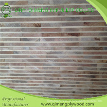 1220X2440X16-19mm placa de bloco de madeira compensada com face folheado e preço mais barato