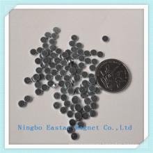 D2X0.5 Disc Neodymium Permanent Magnet with Zinc Plating