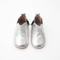 Unisex Soft Leather Infant Toddler Skor Baby Stövlar