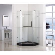 Neo-Angle Shower Door -Diamond RS-D090