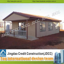 EPS Cement Composite Panels Prefabricated House