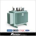 3 Phase Distribution Transformer Manufacturer Step Down Oil Transformer