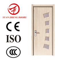 Moderne Holztür Günstige Holztür mit Türschloss