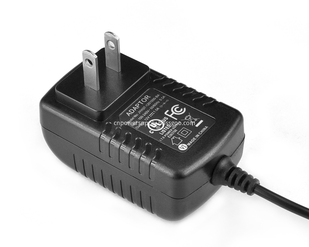 US power plug adaptor 5V 2A