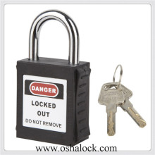 Short Safety Padlock Lockout
