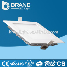 CE RoHS High Quality Ultra Thin LED Ceiling Light,Square LED Ceiling Light 12W