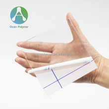 2mm 3mm 5mm 6mm transparent color PMMA cast plastic acrylic sheet