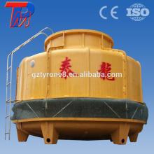 China grande rodada industrial frp torre de resfriamento fabricante