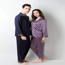 high quality in stock natural new 16mm custom soft black pink plus size breathable 100%silk pajama pajamas for girls
