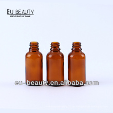 Glas ätherisches Öl Flasche mit Tropfen