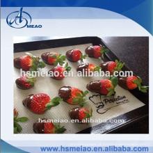 Tapete de cozimento de silicone antiaderente de alta qualidade