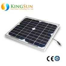 10W Panel Solar Mono-Cristalino Pequeño / Panel Solar Mono / Módulo Solar