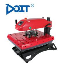 Máquina pneumática da imprensa do calor do vestuário DTB1-38 / 45/46