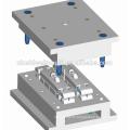 conception et fabrication de moulage de plastique par injection