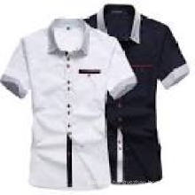 Fashion Style Men′s Slim Fit Dress Shirt