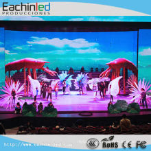 Eachinled P3.91 indoor SMD smart LED screen for interactive picture and music