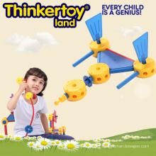 Bâtiments plastiques environnementaux pour 3-6 enfants