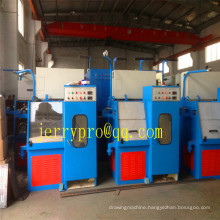 24DS(0.08-0.25) fine wire drawing machine /cable spooling machine
