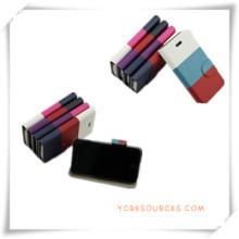 Regalo de la promoción por teléfono/Protector/cubierta de la cáscara (Santa Justa Klan-6) en combinación de Color