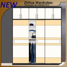 Armario empotrado moderno del diseño del dormitorio