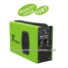 Inversor máquina de solda IGBT arco MMA 200I