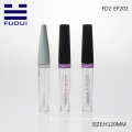 Hot!2015 popular empty lip gloss container/wholesale lip gloss container for cosmetic