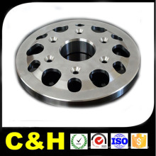 CNC Milling Stainless Metal Part From Material SUS303 / 304/201/316