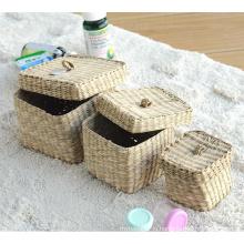 (BC-ST1068) Good-Looking Hot-Sell Handmade Natural Straw Basket