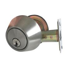 Juego de cerradura de cerrojo de un solo cilindro para exteriores