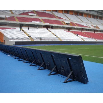 Football Stadium Perimeter Outdoor Waterproof LED Panel P10