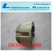 Pièces moulées en aluminium OEM, moulages sous pression en aluminium de pièces de ventilateur