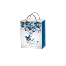 New design Custom shopping bags eco friendly shopping bags  for Gift Jewelry Christmas Promotion