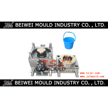 Customized Good Quality Injection Plastic Food Water Bucket Mould