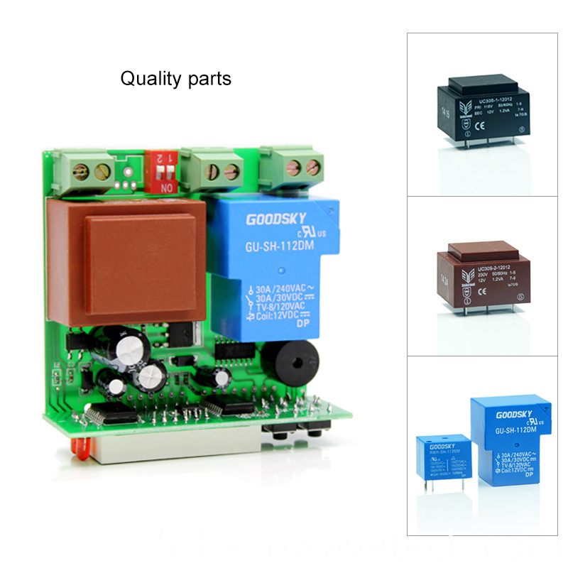 Humidity Controller Switch