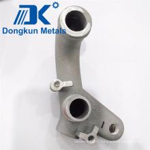 Accouplement de tuyaux en acier inoxydable avec moulage de cire perdue