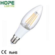 2015 nouvelle ampoule à filament LED 360 degrés 4W E14