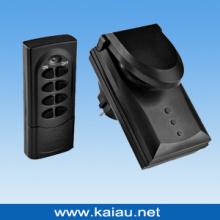 IP44 Waterproof RF Remote Control Socket (KA-FRS01B-IP44)