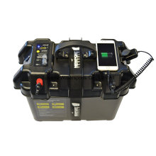 Neraus Elektrischer Trolling Motor Smart Battery Box