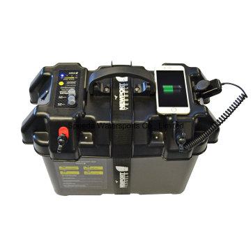 Neraus eléctrico Trolling Motor batería Smart Box