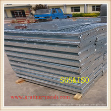 Galvanized Steel Grating for Walkway (ISO9001 certificated)