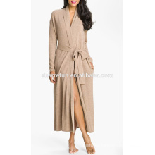 wholesale price women new sexy night design cashmere robe