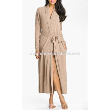 wholesale price women new sexy night design cashmere robe