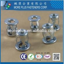 Taiwán de alta calidad de acero extra largo de acero Jack Nut M8