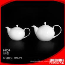cena de Eurohome tetera de porcelana china